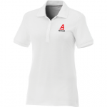 Ladies Polo mock up
