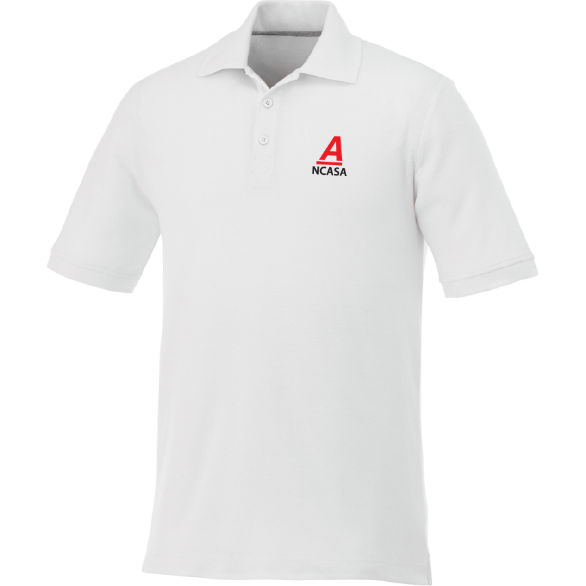 Mens Polo mock up